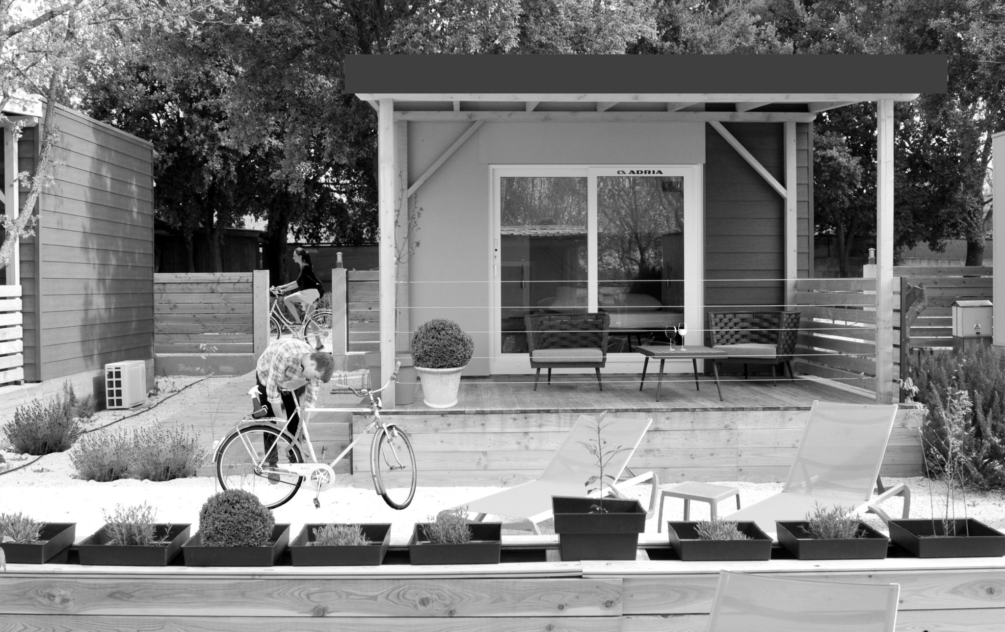 Bed & Breakfast Rovinj Suite mobilne kućice